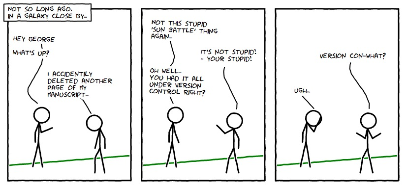 Version Control Tutorial — Version Control Tutorial